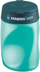 STABILO EASY sharpener Right petrolejová