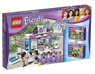LEGO® 66434 Friends Superpack 3 v 1